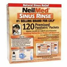 NeilMed's Sinus Rinse Pre-Mixed Pediatric Packets - 120 ct. (3 PACK)