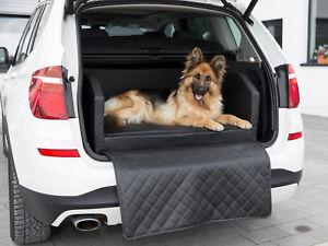 CopcoPet Hunde-Reisebett Autohundebett Hundebett Kofferraum Kunstleder Autositz