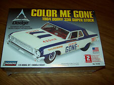 "LINDBERG 1964 DODGE 330 ""COLOR ME GONE""  SUPER STOCK  FACTORY SEALED"