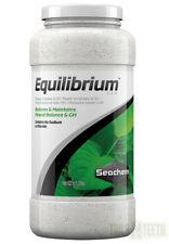 Seachem Equilibrium - Maintains Mineral & GH Balance 600g
