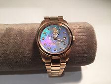 Reloj Watch Montre U.S. POLO ASSN. 35 mm Golden Steel - Motherpearl & Swarovski