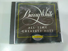 Barry White All Time Greatest Hits Mercury 1994 CD