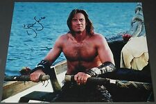 KEVIN SORBO ACTOR SIGNED AUTOGRAPHED 11X14 PHOTO HERCULES THE LEGENDARY JOURNEYS