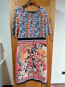 Wow!!! Tiffany 40 Damenkleid absolut Blogger Pfau Party Schlupf Chinese style 🎉