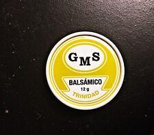 9 pk Pomada GMS Balsamico 12 g - 100% original Guatemala