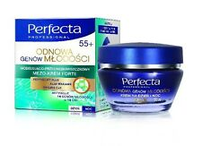 DAX COSMETICS PERFECTA 55+ RENEWAL OF GENES OF YOUTH MEZO-CREAM FORTE