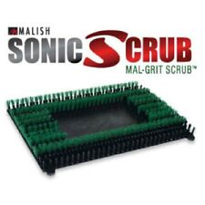 "MALISH SONIC SCRUB MAL-GRIT 14"" x 20"" BRUSH FOR ALL OSCILLATING FLOOR MACHINES!"