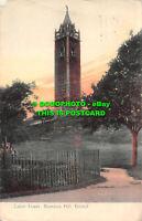 R495147 Bristol. Brandon Hill. Cabot Tower. 1905