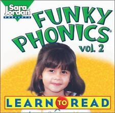 Funky Phonics: Learn to Read  Songs That Teach Phonics  2000 by Butts Ex-library