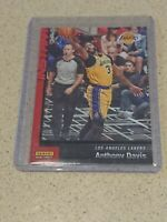2019-20 Panini Instant Anthony Davis LA Lakers Champions #4 very hard to find