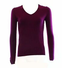 100% Cashmere V-Neck Jumpers and Cardigans for Women