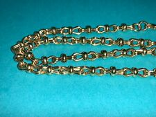 "🌸Monet Ladies Gold Tone Link 18"" Collar Necklace (N3) NWOT 🌸"