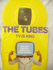 THE TUBES TV IS KING / TELECIDE yellow vinyl n/m / n/m ........ 45rpm