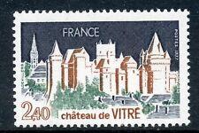 TIMBRE FRANCE NEUF N° 1949 ** CHATEAU DE VITRE