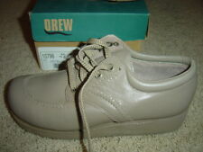 Drew Fitter Taupe Beige Tan Women's Shoes - Size 7 - Narrow Width - Oxford NEW