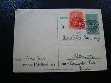HONGRIE - carte 1937 (cy12) hungary (R)