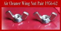 Corvette 1956 1957 1958 1959 1960 1962 Wing Nuts Forged Type Air Cleaner 1961 PR