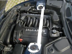 JAGUAR XK8 4.0 - FRONT STRUT BAR BRACE - ULTRA RACING