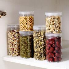 1x Home Kitchen Storage Box Sealing Food Preservation Plastic Fresh Pot Containe