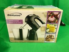 BRENTWOOD APPLIANCES SM-1153 Brentwood Appliances 5-Speed Stand Mixer