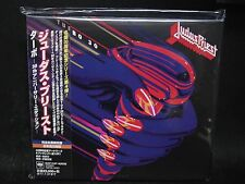 JUDAS PRIEST Turbo 30th ANNIVERSARY EDITION JAPAN 3CD Trapeze Fight Rob Halford