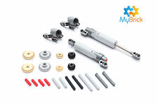 Lego 61927 Technic Linear Actuator/Gear/Axle Kit x 2