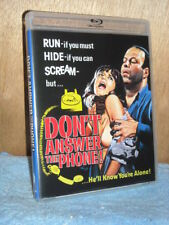 Dont Answer The Phone (Blu-ray/DVD, 1979, 2-Disc) Nicholas Worth Flo Lawrence