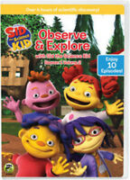 Sid the Science Kid: Observe & Explore with Sid [New DVD]
