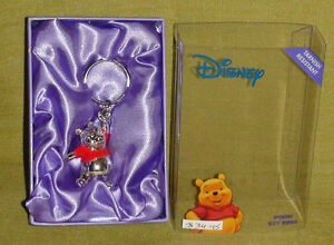 Pooh Key Ring - Disney
