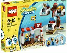 LEGO SPONGEBOB SQUAREPANTS 3816 GLOVE WORLD SEALED NEW