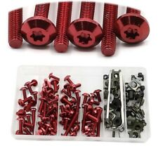 Full Fairing Bolts Screws Nuts For Honda CR125R CR250 CRF250R X CRF450R X CR500R