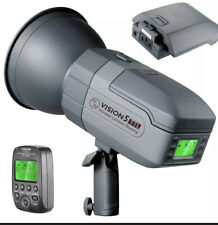 Neewer Vision5 400W TTL for Nikon HSS Outdoor Studio Flash Strobe Speedlite