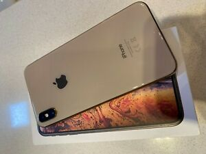 Apple iPhone XS Max - 64GB White Unlocked Great condition