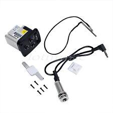 Ukulele Equalize EQ Piezo Pickup Set Cable Amp Pickup For Ukulele (ROHS)
