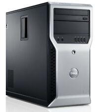 Dell precision T1600 Intel Core i7 2600 16GB ram 240GB SSD windows 10 pro