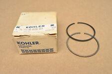 Nos New Kohler Power Equipment Engine Piston Rings Set 1 34-108-01