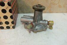 NOS GENUINE DAIHATSU WATER PUMP CLASSIC CHARADE MIRA # 16100-87201 / 290653