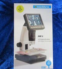 Leuchtturm, LCD- Digitalmikroskop DM3,