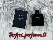 Chanel Bleu de Chanel Eau de Toilette 100 ml/3.4 fl.oz. For Men Authentic NEW !!
