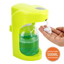 500mlAutomatic Sensor Foam Soap Dispenser Bathroom Infrared Smart Touchless Pump