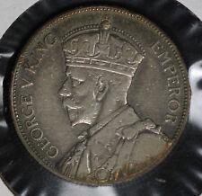 1935 New Zealand Florin - Silver Coin!