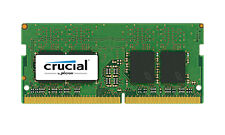 4gb Crucial Ddr4 2133 Laptop Memory Module RAM Pc4 SODIMM CT4G4SFS8213