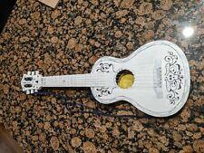 Hand painted Coco Guitar Disney Pixar Dia De Los Muertos Miguel Co Co Mandolin