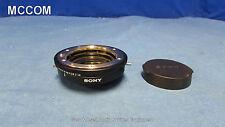 Sony LA-100W Alpha Lens Adapter