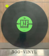 """THE KLF -WHAT TIME IS LOVE 12"""" TRANCE TECHNO VINYL RECORD EX CON"""