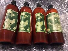 WEN CLEANSING CONDITIONER TEA TREE 4/32oz=128oz(1GALLON)NEW SEALED with pump