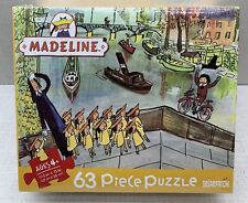 Madeline 63 Piece Jigsaw Puzzle Pepito the Bad Hat Briarpatch USA 11.5x15in NEW!