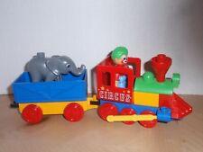 Lego Duplo Circus Train 5606