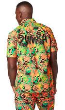ZUMBA Get tropical Short Sleeve Shirt XL  Unisex   New