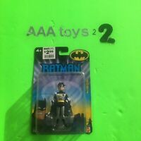 Batman Animated Robin Small Card Silver Action Figure DC Comics Mattel 2003